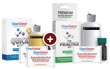 synthetic urine practice kit and quick luck synthetic urine